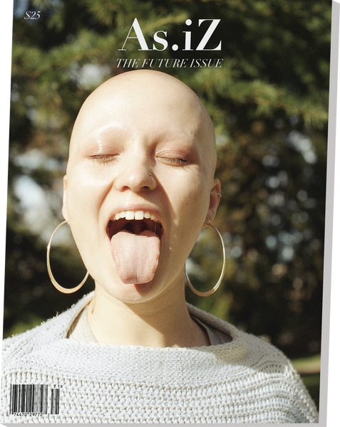 As.iZ Magazine Issue 3: THE FUTURE ISSUE