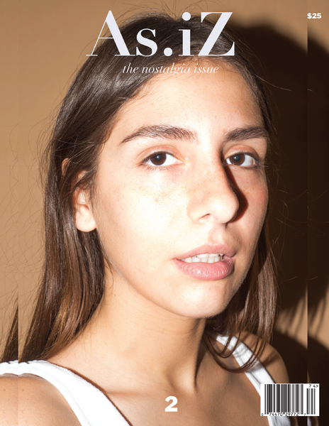 As.iZ Magazine Issue 2: THE NOSTALGIA ISSUE