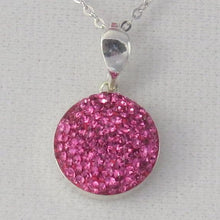 Crystal Pendant (10 Colours)