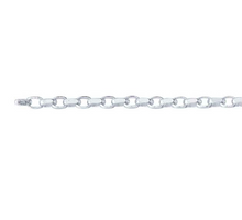 "24"" Diamond Cut Box Chain"