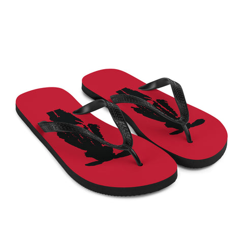 Philthy Authority Flip Flops