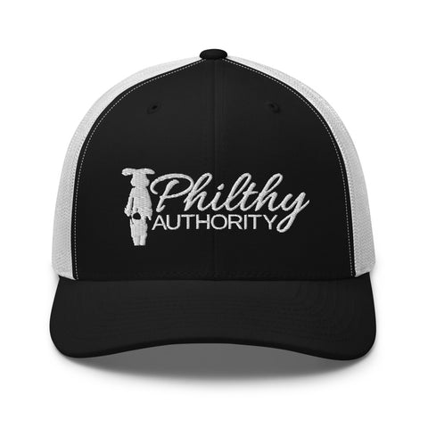 Philthy Authority Trucker Hat