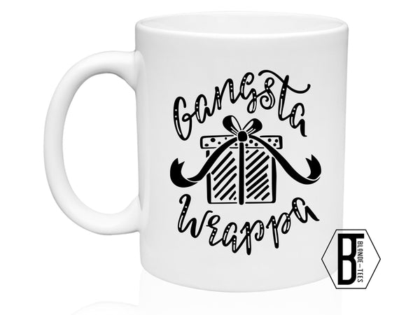 Gangsta Wrappa - Mug