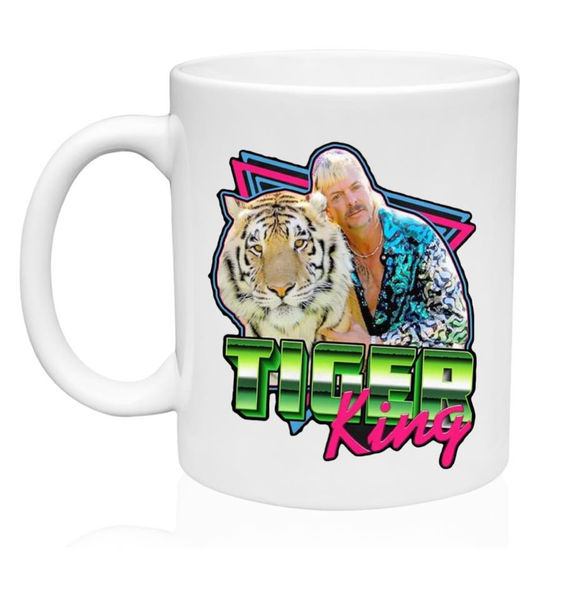 90's Retro Joe Exotic - Tiger King - Mug