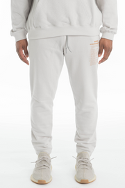 M4F14 SWEATPANTS - SESAME