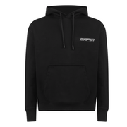 FADED 2.0 HOODIE - BLACK REFLECTIVE