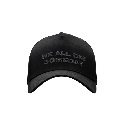 WE ALL DIE DAD HAT - 3M REFLECTIVE