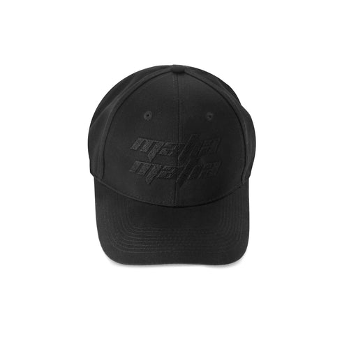 MAFIA DAD HAT - TRIPLE BLACK