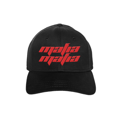 MAFIA DAT HAT - BLACK/RED