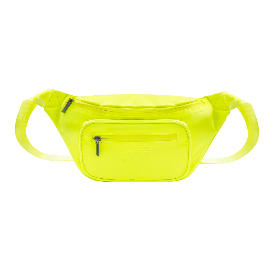 REFLECTIVE FANNY PACK - FROZEN YELLOW