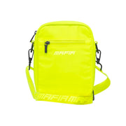 REFLECTIVE SHOULDER BAG - FROZEN YELLOW