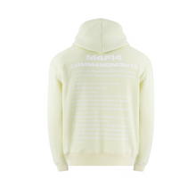 M4F14 HOODIE - BUTTER