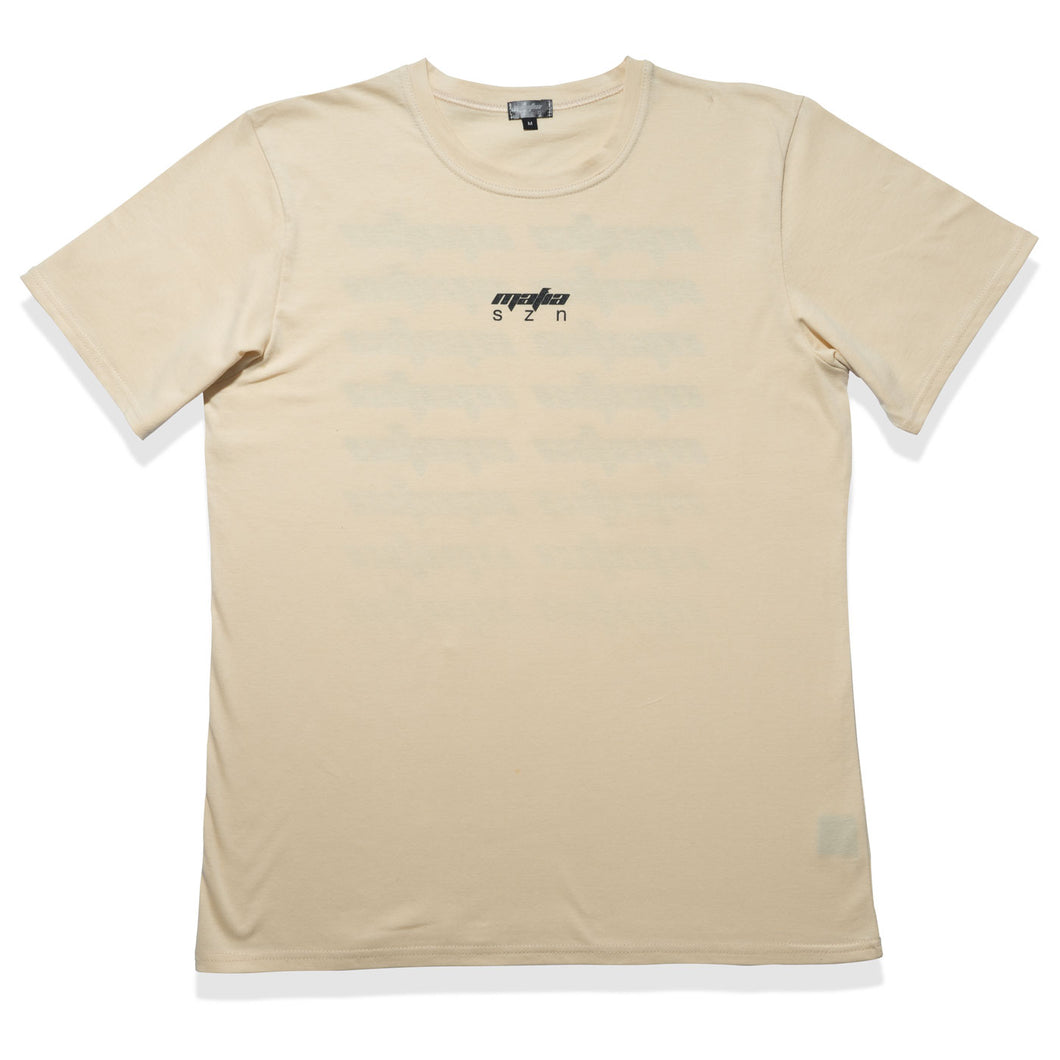 FADED TEE - BONE WHITE