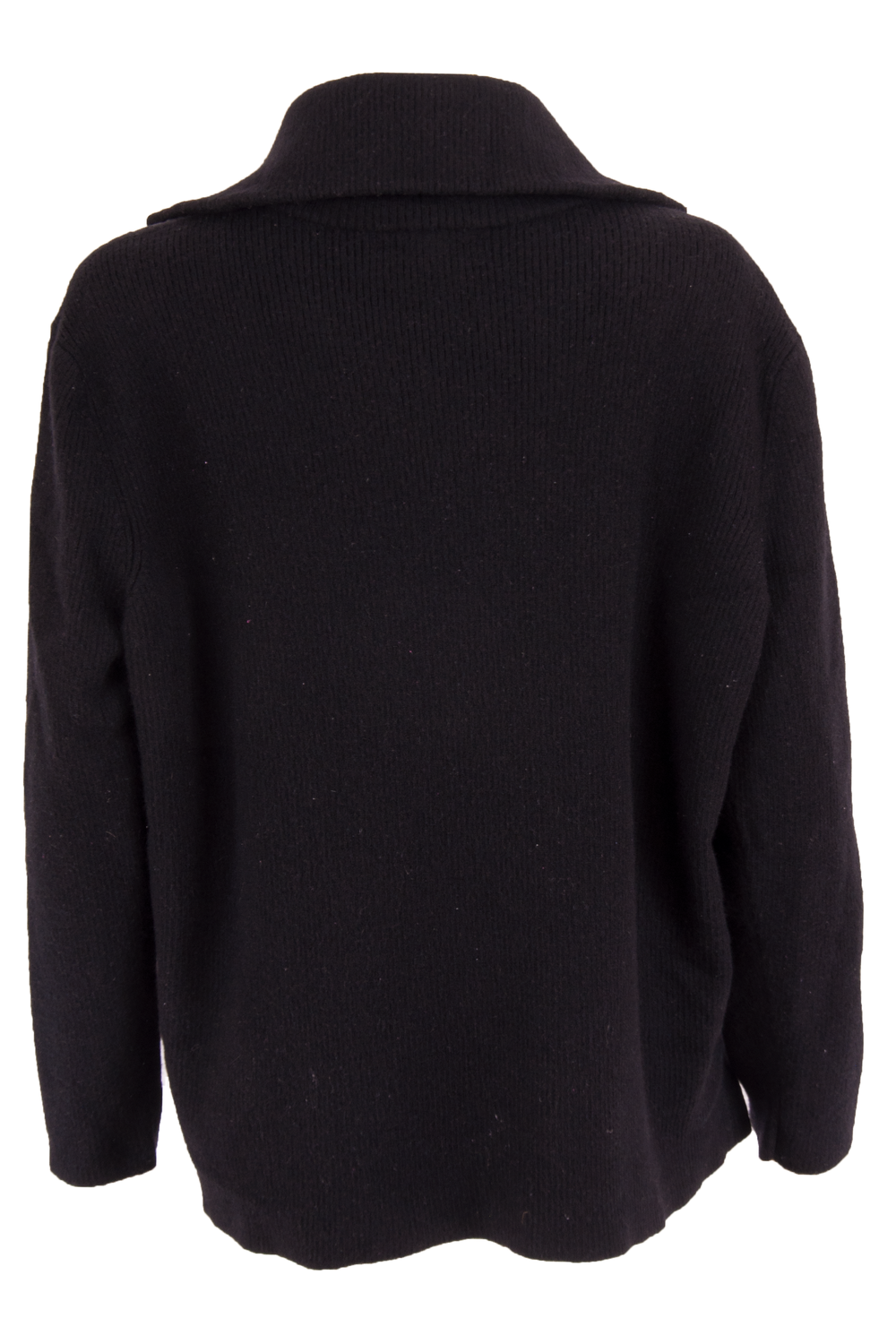 vintage black sweater