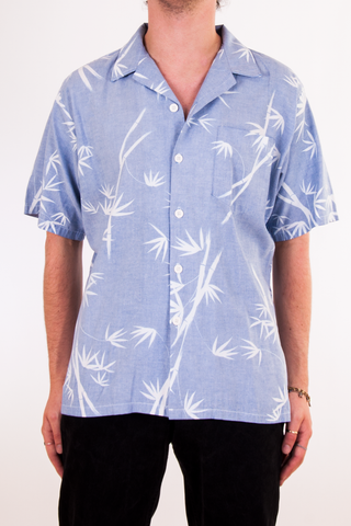 Bamboo Chambray Camp Shirt