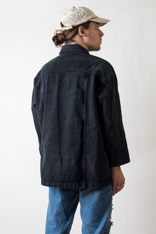 vintage bill blass denim jacket