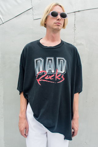 vintage heavy metal dad t-shirt