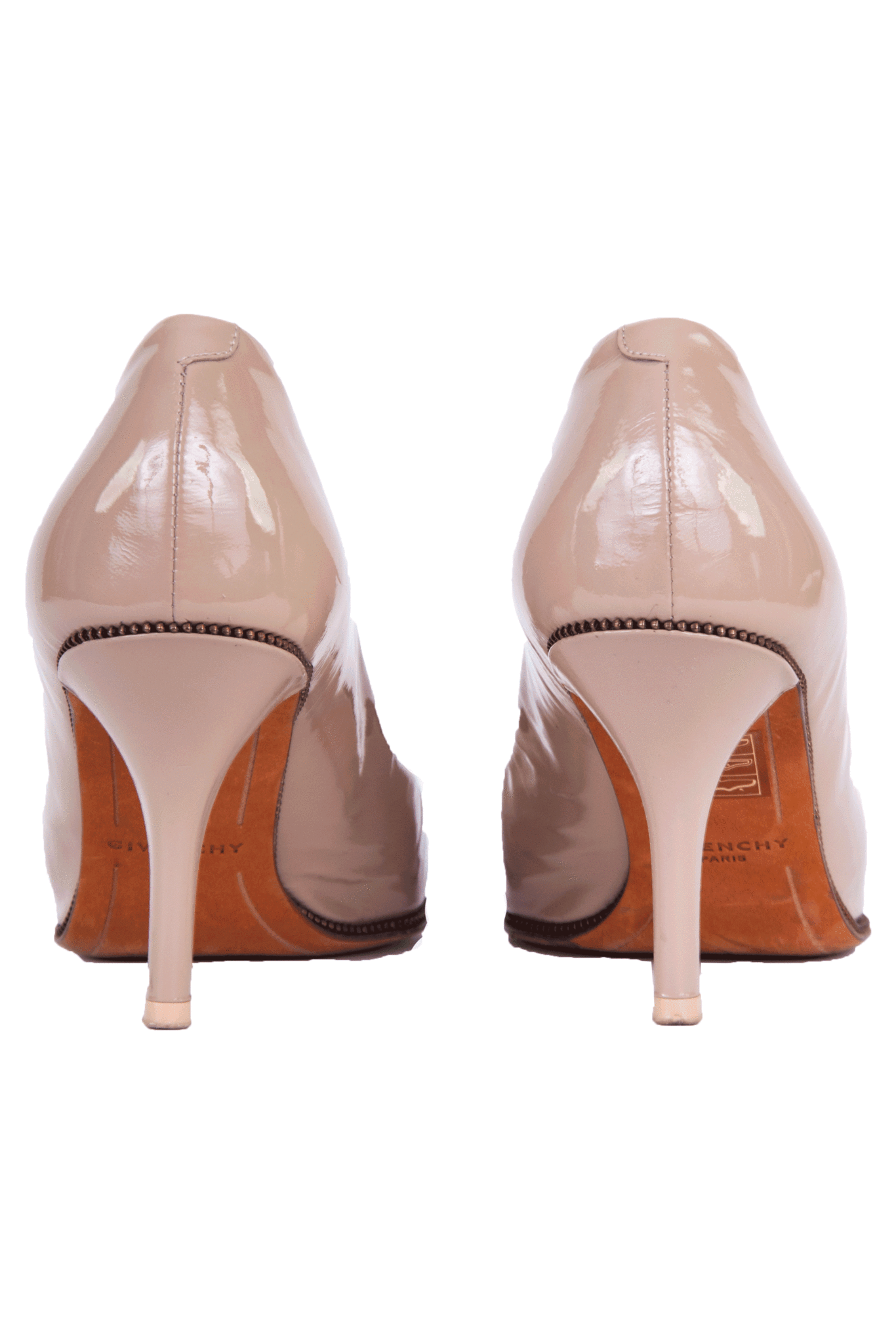 Givenchy high heels in blush pink