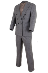 grey suit set