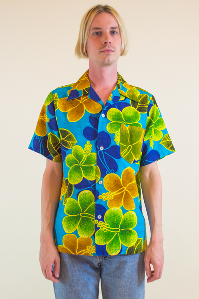 vintage rare Hawaiian shirt