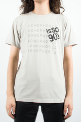homophobia is so 90's t-shirt