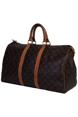 vintage louis vuitton keepall 45 bag