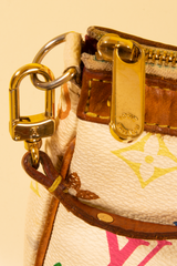 Louis Vuitton hardware in gold-tone