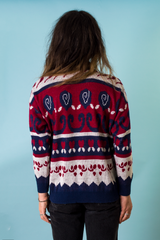 vintage Christmas sweater