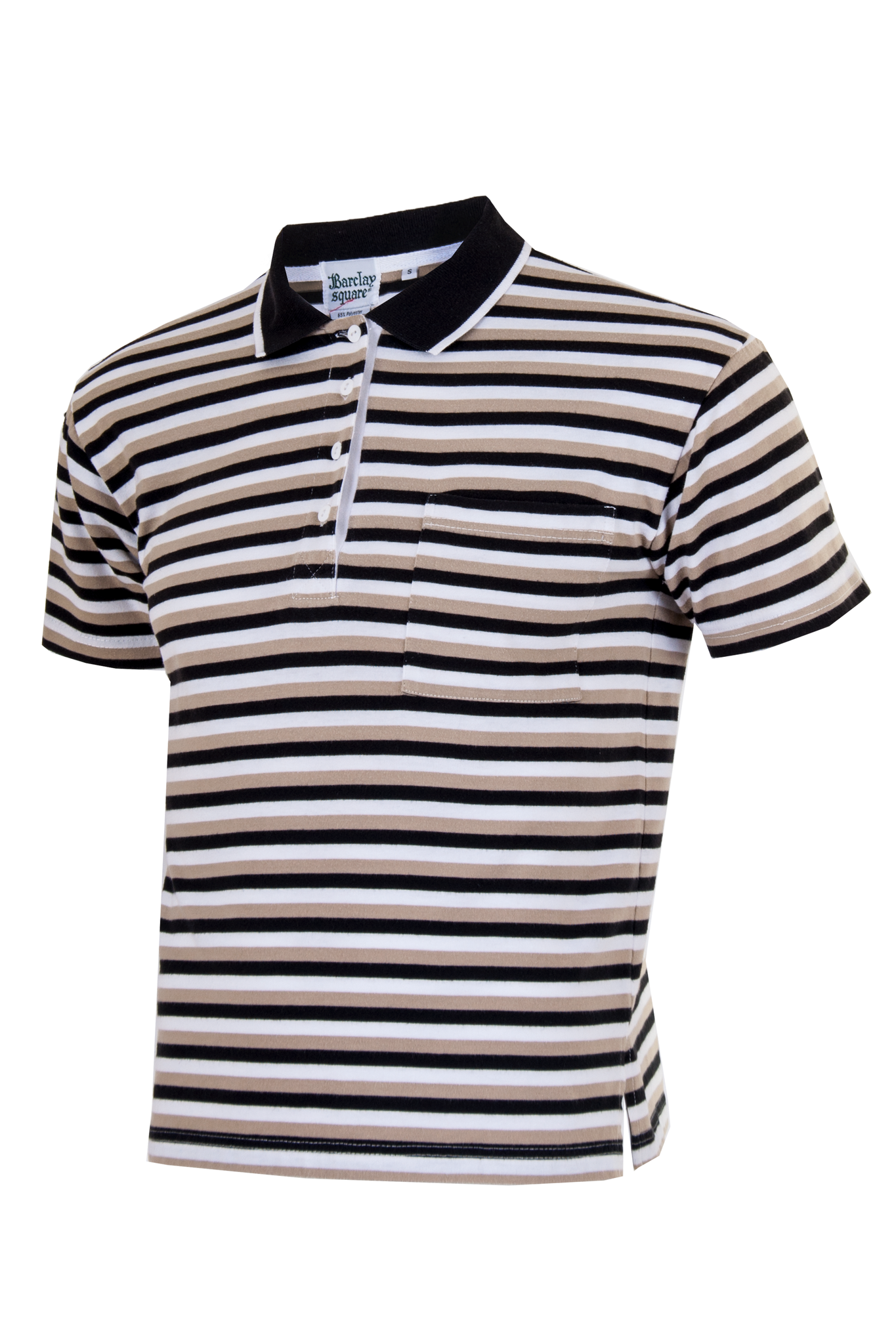 vintage polo striped shirt