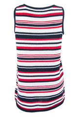 vintage american striped tank top