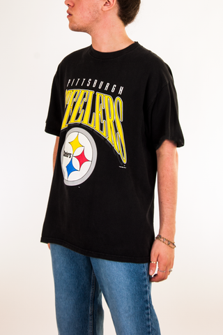 retro steelers t-shirt