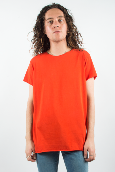 Won Hundred neon orange t-shirt
