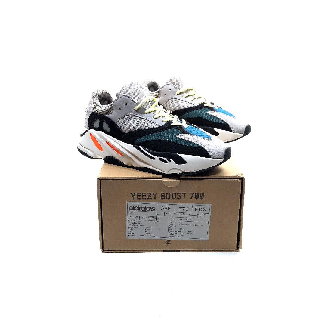 430f4cd39b2 Adidas Yeezy Boost 700 Wave Runner mens size US 10 Kanye West shoes ...