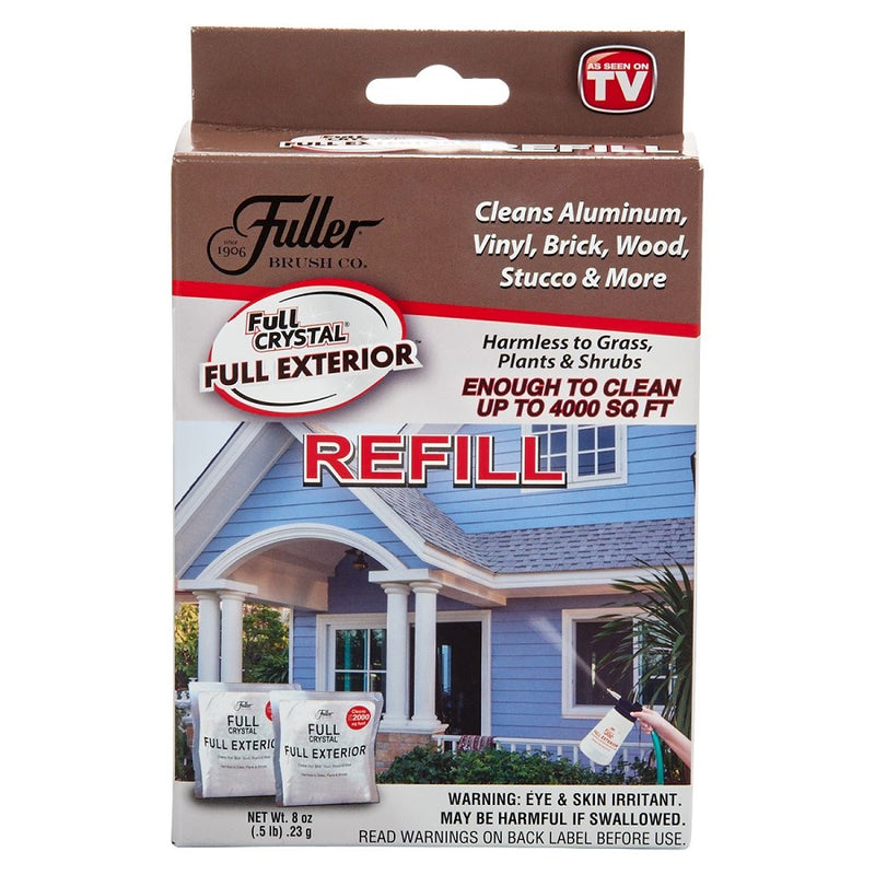 Fuller Brush Exterior Cleaner 2 Pack Refills