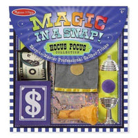 Melissa & Doug | Magic in a Snap: Hocus Pocus