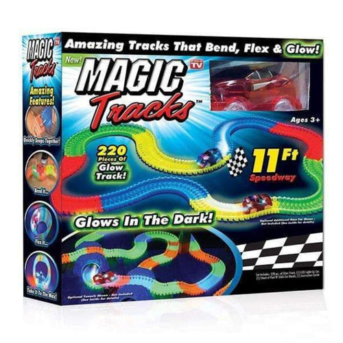 Magic Tracks - As Seen On TV Hot 10