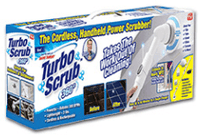 Turbo Scrub 360 Handheld Power Scrubber - As Seen On TV Hot 10