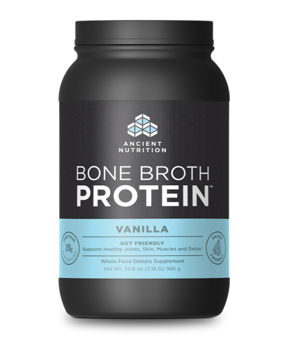 Bone Broth - Vanilla 40 srv