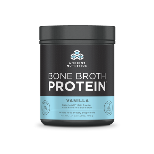 Bone Broth Protein - Vanilla 20srv