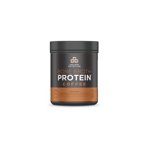 Bone Broth Protein - Coffee 20 srv