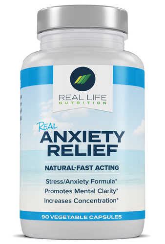 Real Anxiety Relief - 90 ct