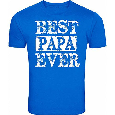 Best Papa Ever T-shirt - 2Shop Around The Corner