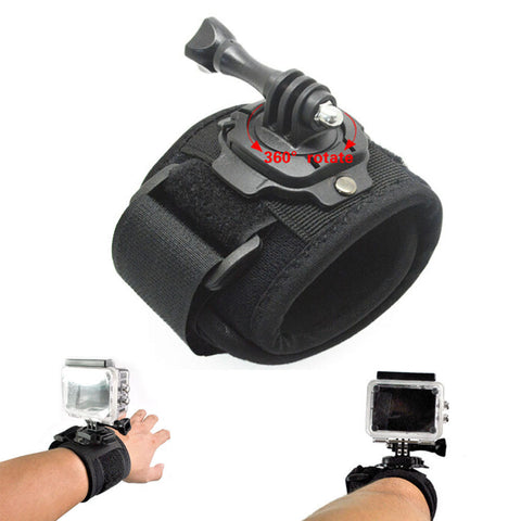 GoPro Accessories Wrist Strap With Adapter Mount