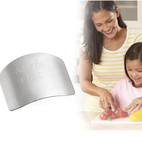 Kitchen Must Have! Stainless Steel Finger Protector - 2Shop Around The Corner