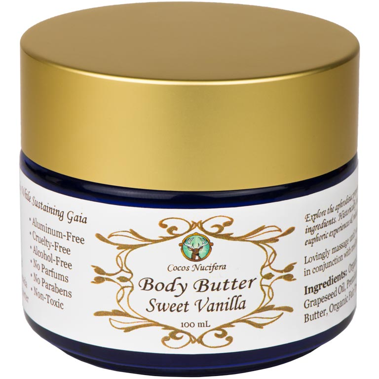 Sweet Vanilla Body Butter