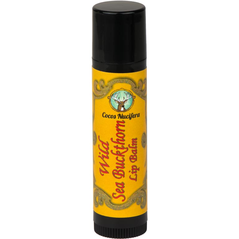 Wild Sea Buckthorn Lip Balm