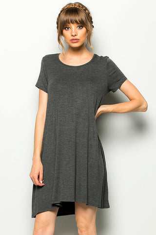 Basic Swing Dress
