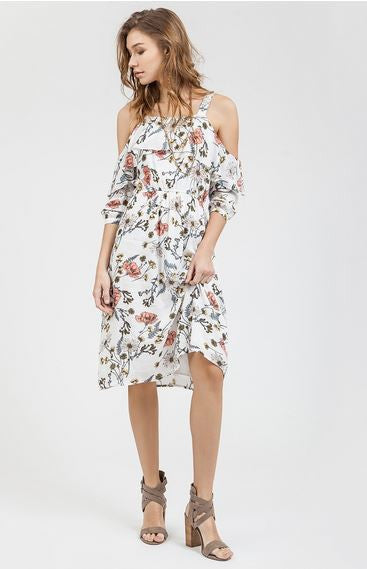 Ava Floral Dress