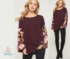 Marie Puff Sleeve Top