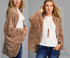 Isabelle Faux Fur Wrap